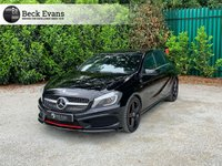 USED 2015 15 MERCEDES-BENZ A CLASS 2.0 A250 4MATIC ENGINEERED BY AMG 5d AUTO 211 BHP