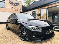2017 BMW 3 SERIES 3.0 335D XDRIVE M SPORT 4d AUTO 308 BHP £21990.00