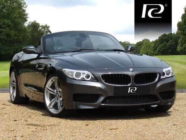 2015 15 BMW Z4 2.0 Z4 SDRIVE20I M SPORT ROADSTER 2d AUTO 181 BHP
