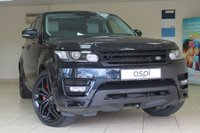 2016 LAND ROVER RANGE ROVER SPORT 5.0 V8 AUTOBIOGRAPHY DYNAMIC 5d AUTO 503 BHP £SOLD