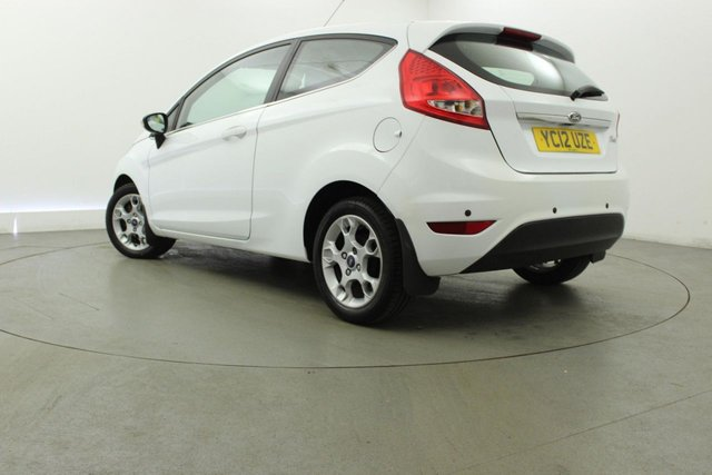 FORD FIESTA at Georgesons