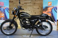 2016 HERALD MOTOR CO CLASSIC XF 125 GY-2D - Low miles £1595.00