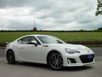 USED 2017 67 SUBARU BRZ 2.0 SE LUX 2d AUTO 200 BHP VERY CLEAN CAR, UPDATED MODEL GREAT SPEC