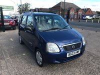 USED 2003 03 SUZUKI WAGON R 1.3 GL 5d 76 BHP MOT TILL MARCH 20-11 SERVICES-PART EXCHANGE TO CLEAR-LONG MOT