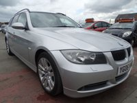 USED 2006 06 BMW 3 SERIES 3.0 330D SE 5d AUTOMATIC TOURING