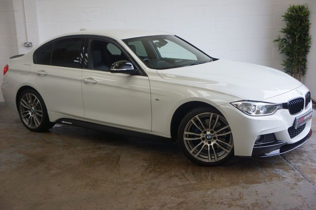 2014 64 BMW 3 SERIES 2.0 320D XDRIVE M SPORT 4d AUTO 181 BHP SOLD TO JOE FROM BARNSLEY