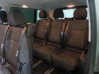 USED 2018 18 MERCEDES-BENZ VITO 2.1 114 BLUETEC TOURER SELECT LWB 136 BHP 9 SEATER MINIBUS AUTO AIR CON EURO 6 MANUFACTURE WARRANTY UNTIL 19/03/2021