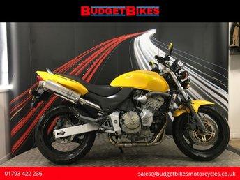 View our HONDA CB600F HORNET