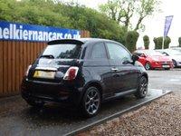 USED 2015 15 FIAT 500 1.2 S 3d 69 BHP