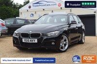 USED 2015 15 BMW 3 SERIES 2.0 320I XDRIVE M SPORT TOURING 5d AUTO 181 BHP
