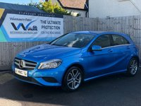 USED 2013 63 MERCEDES-BENZ A CLASS 1.5 A180 CDI BLUEEFFICIENCY SPORT 5d 109 BHP FREE 2 NIGHT BREAK WITH THIS CAR