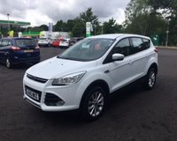 USED 2015 15 FORD KUGA 2.0 TDCI TITANIUM 150 BHP THIS VEHICLE IS AT SITE 2 - TO VIEW CALL US ON 01903 323333