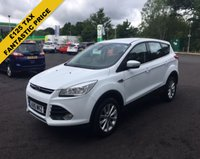 USED 2015 15 FORD KUGA 2.0 TDCI TITANIUM 150 BHP THIS VEHICLE IS AT SITE 1 - TO VIEW CALL US ON 01903 892224