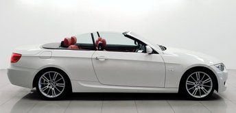 2010 BMW 3 SERIES 2.0 320D M SPORT 2d AUTO 181 BHP £9450.00