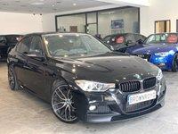 USED 2013 13 BMW 3 SERIES  330D M SPORT 4d 255 BHP M PERFORMANCE STYLING+BIG SPEC
