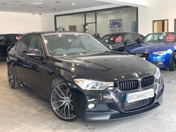 2013 BMW 3 SERIES  330D M SPORT 4d 255 BHP £14490.00