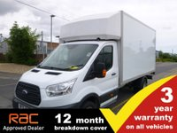 USED 2015 15 FORD TRANSIT LUTON L4 RWD (DRW) 125ps (Tail Lift)