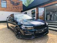 USED 2017 17 BMW 5 SERIES 2.0 520D M SPORT TOURING 5d AUTO 188 BHP