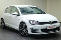 "USED 2014 14 VOLKSWAGEN GOLF 2.0 GTD 5d 181 BHP 18""ALLOYS+PARKING SENSORS+NAV+CRUISE CONTROL+CLIMATE CON+B/TOOTH"