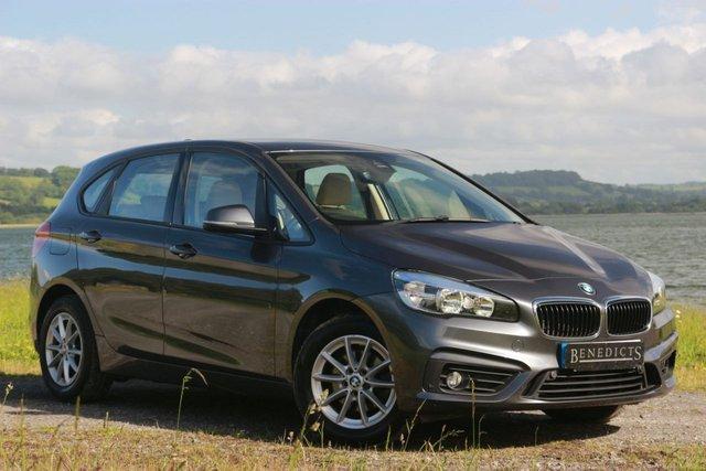 2015 15 BMW 2 SERIES 2.0 218D SE ACTIVE TOURER 5d AUTO 148 BHP