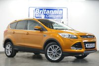 2016 FORD KUGA 2.0 TITANIUM X SPORT DIESEL 4WD 177 BHP £15580.00