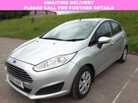 USED 2015 15 FORD FIESTA 1.5 STYLE ECONETIC TDCI 5d 94 BHP 1 OWNER   AIR CON  