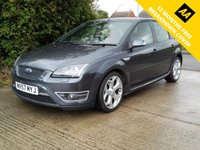 USED 2007 57 FORD FOCUS 2.5 ST-2 5d 225 BHP
