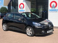 USED 2015 15 RENAULT CLIO 1.5 EXPRESSION PLUS ENERGY DCI S/S 5d 90 BHP 1 OWNER | AIR CON |