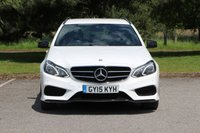 USED 2015 15 MERCEDES-BENZ E CLASS 2.1 E220 BLUETEC AMG NIGHT EDITION 5d AUTO 174 BHP