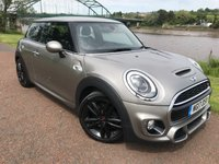 2017 MINI HATCH COOPER 2.0 COOPER S WORKS 210 3d AUTO 189 BHP £16990.00