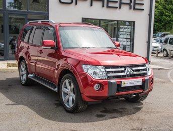 2012 MITSUBISHI SHOGUN 3.2 ELEGANCE DI-D LWB 5d AUTO 197 BHP £15990.00