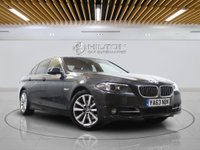 """USED 2014 63 BMW 5 SERIES 2.0 520D SE 4d AUTO 181 BHP **NO ULEZ CHARGE ON THIS VEHICLE** SAT NAV 