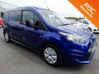 USED 2014 64 FORD TOURNEO CONNECT 1.6 1d