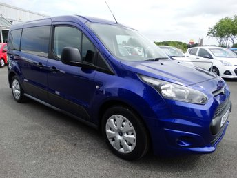 2014 FORD TOURNEO CONNECT 1.6 1d  £10995.00
