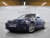 """USED 2012 62 BMW 5 SERIES 2.0 520D SE 4d AUTO 181 BHP LEATHERS 