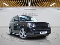 """USED 2012 12 LAND ROVER RANGE ROVER SPORT 3.0 SDV6 HSE 5d AUTO 255 BHP **NO ULEZ CHARGE ON THIS VEHICLE** SAT NAV 