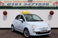 2008 FIAT 500 1.2 SPORT MULTIJET 3d 75 BHP £3000.00