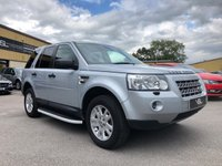USED 2009 09 LAND ROVER FREELANDER 2.2 TD4 XS 5d AUTO 159 BHP Sat Nav 4x4 Check out this stunning Landrover Freelander 2 4x4, Great Colour combination, comperhensive history file, well appointed leather interior with all the bells and whistles.