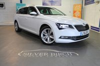 2016 SKODA SUPERB 2.0 SE L EXECUTIVE TDI DSG 5d AUTO 188 BHP £14990.00