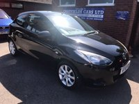 USED 2010 10 MAZDA 2 1.3 TS 3d 74 BHP ONLY 57K MILES, AIR CON