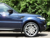 USED 2014 64 LAND ROVER RANGE ROVER SPORT 3.0 SDV6 HSE DYNAMIC 5d AUTO 288 BHP HUGE SPEC 60K LEATHER A/C VGC