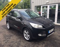 USED 2014 64 FORD KUGA 2.0 TDCI TITANIUM AWD 160 BHP THIS VEHICLE IS AT SITE 1 - TO VIEW CALL US ON 01903 892224