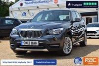 USED 2013 13 BMW X1 2.0 XDRIVE20D XLINE 5d 181 BHP