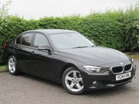 USED 2014 64 BMW 3 SERIES 2.0 325D SE 4d 6 SPEED GEARBOX, CRUISE CONTROL, PARKING SENSORS