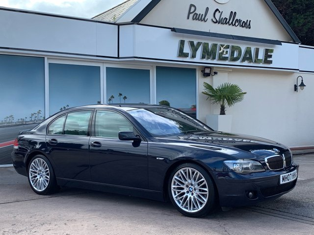 View our BMW 730d