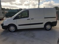 2007 CITROEN DISPATCH