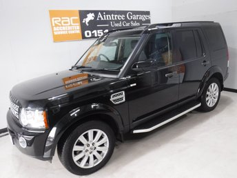 2012 LAND ROVER DISCOVERY 3.0 4 SDV6 HSE 5d AUTO 255 BHP £16995.00