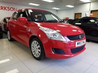 2012 SUZUKI SWIFT 1.2 SZ3 DDIS 5d+£20 YEAR TAX+LOW INSURANCE+DEALER SERVICE HISTORY+ONE OWNER+ £3990.00