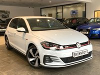 USED 2018 18 VOLKSWAGEN GOLF 2.0 GTI TSI DSG 5d AUTO 227 BHP SATNAV+VIRTUAL COCKPIT+LEATHER