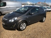 USED 2014 14 VAUXHALL CORSA 1.2 SPORTIVE CDTI 1d 94 BHP AIR/CON *  6 SPEED * 73000 MILES * ONE OWNER FROM NEW